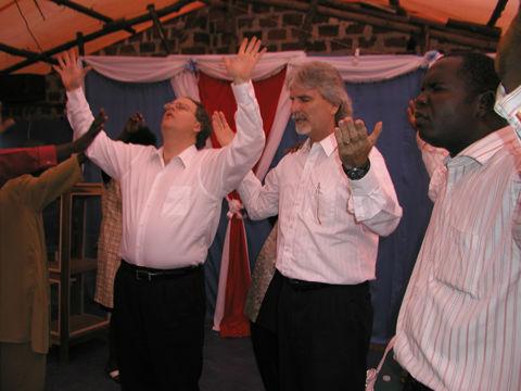 uganda worship